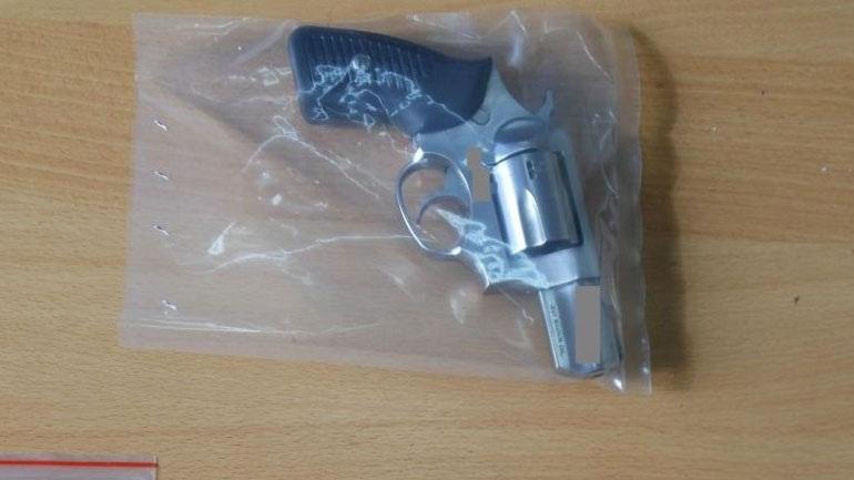 Αυτό είναι το όπλο από το οποίο χτυπήθηκε η 8χρονη στις Θεσπιές Βοιωτίας