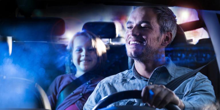 Ερευνα: Οι επιβάτες στα πίσω καθίσματα κινδυνεύουν περισσότερο σε ένα τροχαίο