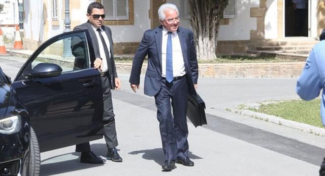 Ο «Ορέστης» οδήγησε σε παραίτηση τον υπουργό Δικαιοσύνης της Κύπρου
