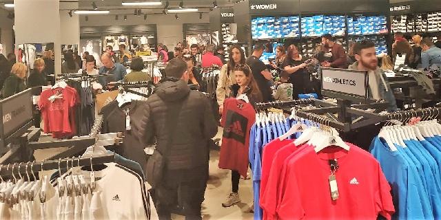 Εκπτώσεις έως -80% από σήμερα στο Fashion City Outlet
