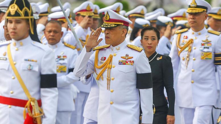 Ταϊλάνδη: Ο βασιλιάς παντρεύτηκε τη στρατηγό του