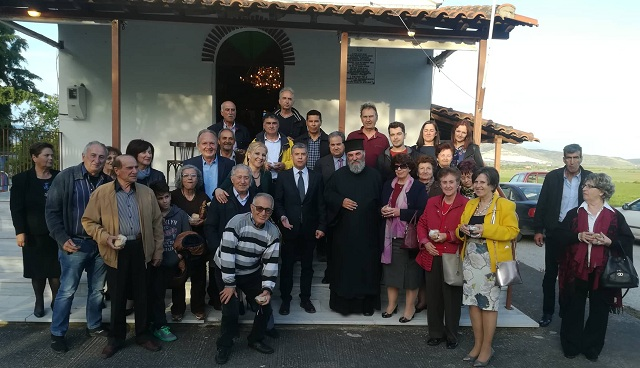 Επισκέψεις Αγοραστού και Κολυνδρίνη στο Δήμο Ρ. Φεραίου
