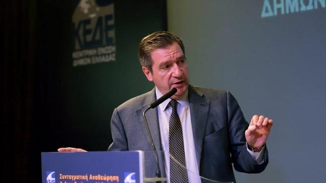 Παραιτήθηκε ο δήμαρχος Αθηναίων, Γιώργος Καμίνης