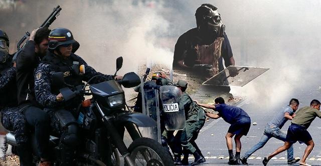 Έλληνας στη Βενεζουέλα περιγράφει: «Κινδυνεύουμε πολύ. Φοβόμαστε για εμφύλιο»