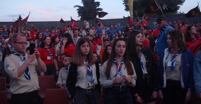 «Απόβαση» 1.300 προσκόπων στον Βόλο