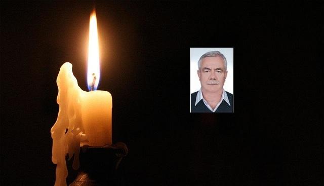 Eφυγε από τη ζωή ο συνταξιούχος δάσκαλος Χαράλαμπος Σιακάς