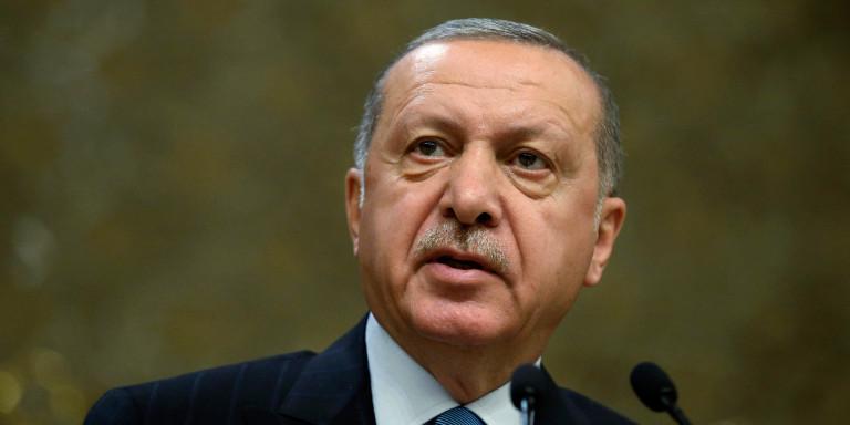 Ο Ερντογάν προκαλεί την Ευρώπη: Μας χρωστάτε την ειρήνη που απολαμβάνετε