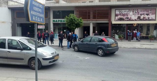 Σοβαρός τραυματισμός 20χρονου δικυκλιστή στη Λάρισα