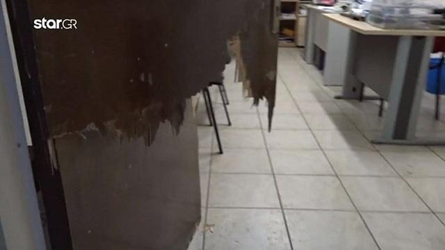 Θύμα διάρρηξης βουλευτής της ΝΔ: Οι δράστες έκαναν γυαλιά-καρφιά το πολιτικό γραφείο του