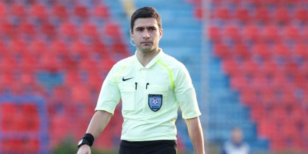 Θύμα επίθεσης ο διαιτητής Αλέξανδρος Τσαμούρης - Τον χτύπησαν έξω από το σπίτι του