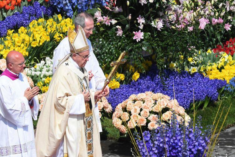Ιστορική πρώτη επίσκεψη του Πάπα στη Βόρεια Μακεδονία