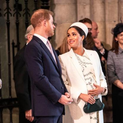 Αγοράκι απέκτησαν η Μέγκαν Μαρκλ & ο πρίγκιπας Χάρι