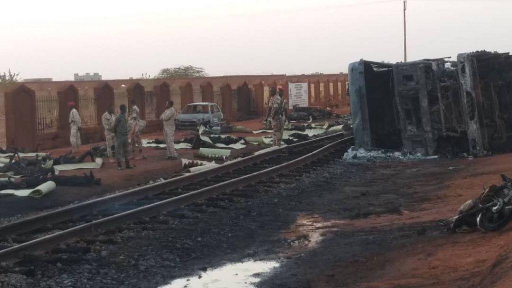 Τουλάχιστον 58 νεκροί από έκρηξη βυτιοφόρου στον Νίγηρα