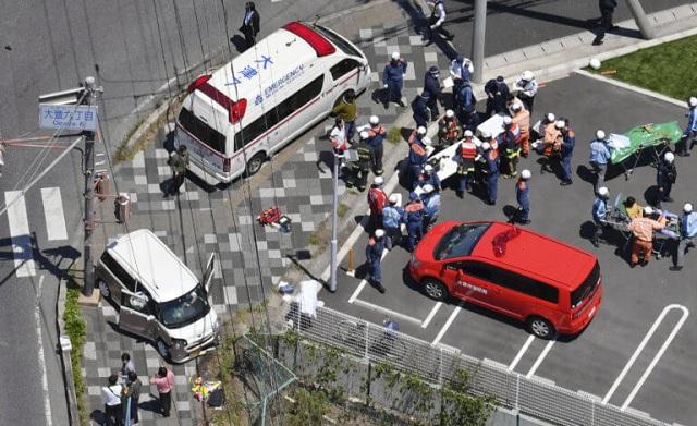 Τρελό ΙΧ παρέσυρε νήπια στην Ιαπωνία