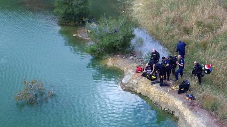Κύπρος: Ανασύρθηκε εύρημα από το βυθό της Κόκκινης Λίμνης