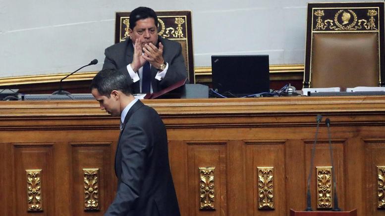 Βενεζουέλα: Συνελήφθη ο αντιπρόεδρος της Εθνοσυνέλευσης