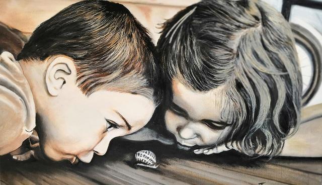 Εγκαινιάζεται η έκθεση ζωγραφικής της Μαρίας Τασούδη