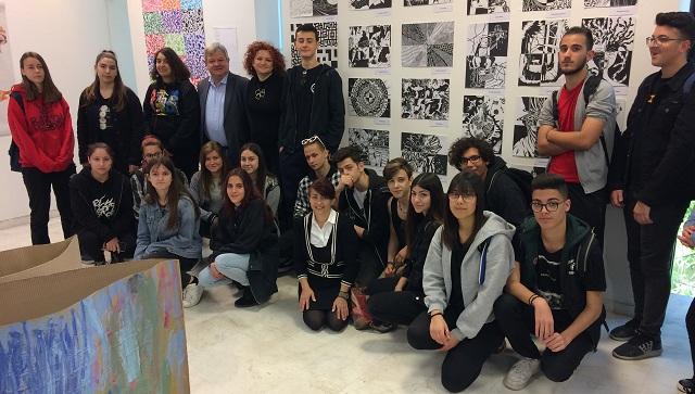 Μαθητές από 20 σχολεία της Μαγνησίας εκφράζονται καλλιτεχνικά