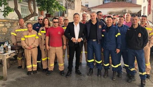 Οι Πηλιορείτες στηρίζουν τον Κ. Χαλέβα, τον συντοπίτη τους!