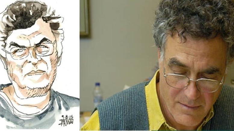 Έφυγε από τη ζωή ο σκιτσογράφος Γιάννης Ιωάννου