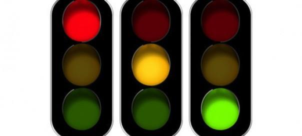 Γιατί τα φώτα στα φανάρια είναι πράσινα, κίτρινα και κόκκινα;