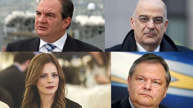Δικαστικοί αντιπρόσωποι κατά λάθος οι... Καραμανλής, Βενιζέλος, Αχτσιόγλου και Δένδιας
