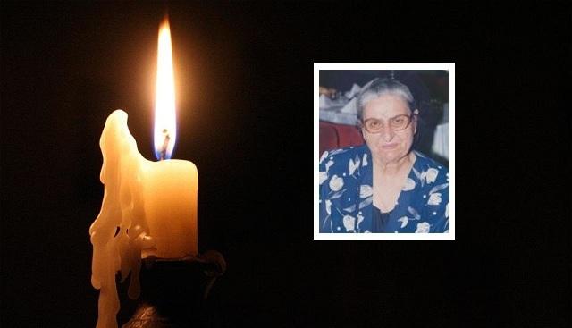 40ημερο μνημόσυνο ΠΡΕΣΒΥΤΕΡΑΣ ΠΑΡΑΣΚΕΥΗΣ ΦΟΥΤΖΟΠΟΥΛΟΥ