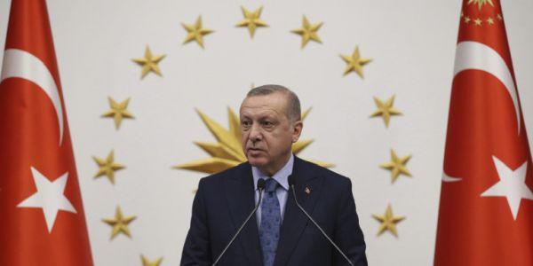 Επιμένει ο Ερντογάν: Σταθερότητα σε Κύπρο, Μεσόγειο, μόνο αν προστατευτούν τα συμφέροντά μας