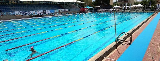 Γιορτή της κολύμβησης στον Βόλο