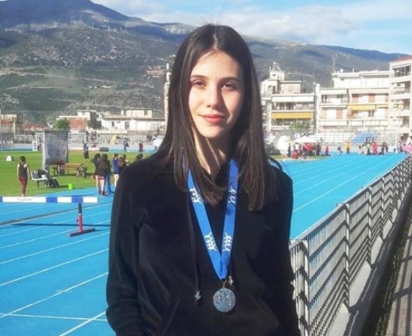 Πανελληνιονίκης η βολιώτισσα Κατερίνα Κόκκαλη