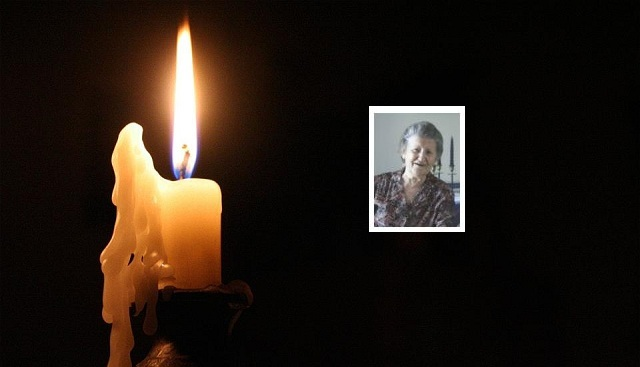 40ημερο μνημόσυνο ΧΡΥΣΑΝΘΗΣ ΚΟΝΤΑΞΗ