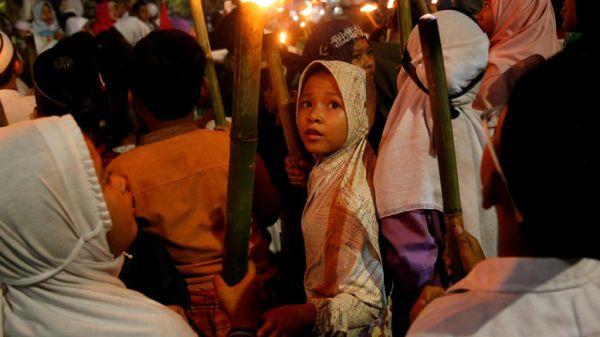 Xωριά χωρίς μητέρες στην Ινδονησία