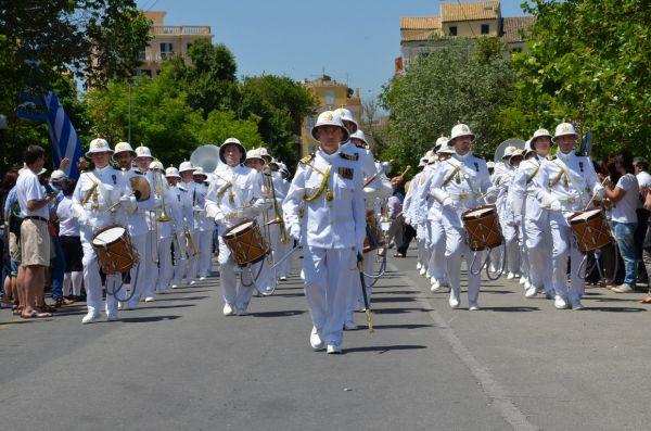 Συναυλία με την μπάντα του Πολεμικού Ναυτικού στις 12 Ιουνίου