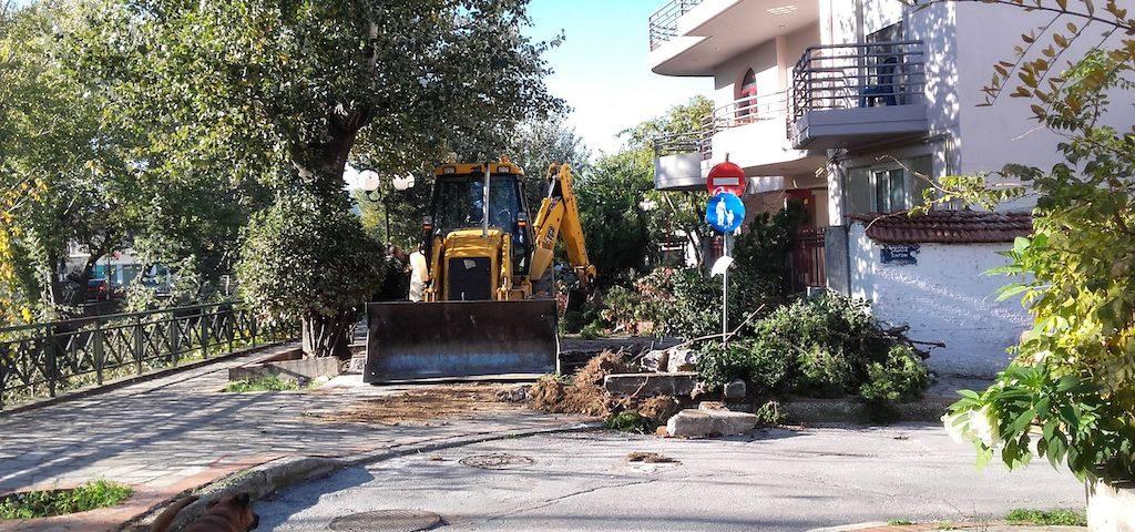 Δήμος Βόλου: Το έργο της Καραμπατζάκη θα ξεκινήσει μετά τις εκλογές