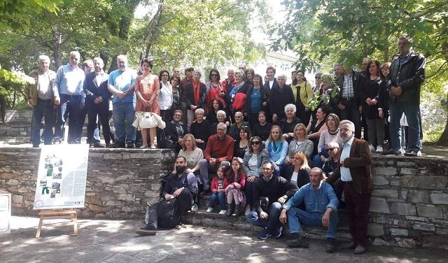 Ο Αλ. Μεϊκόπουλος στις εκδηλώσεις Μνήμης στην Άνω Κερασιά