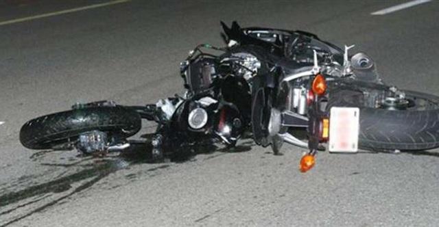 Νεκρός μοτοσικλετιστής σε τροχαίο έξω από τη Λάρισα