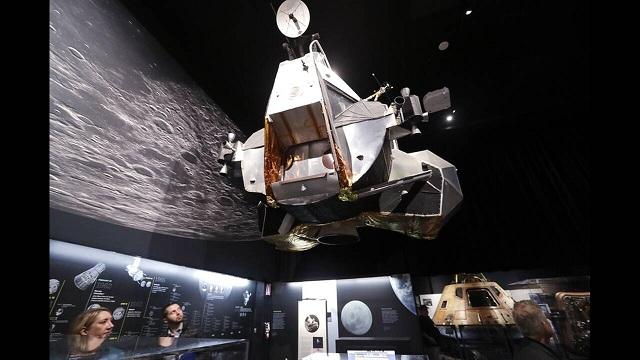 Ερευνα: Η σελήνη «αδυνατίζει» και ταλανίζεται από... σεισμούς