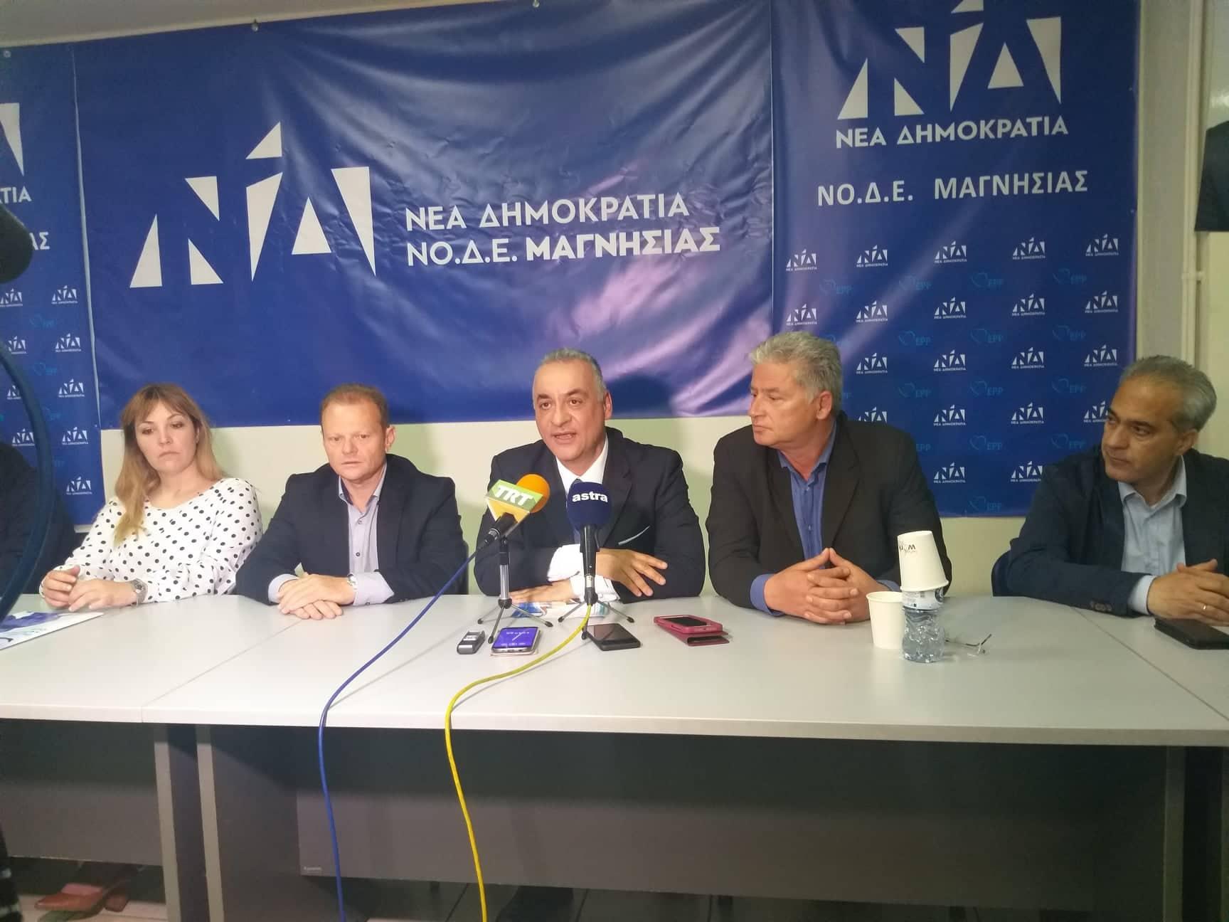 Κεφαλογιάννης: Μπορούμε να εκλέξουμε και 10 ευρωβουλευτές