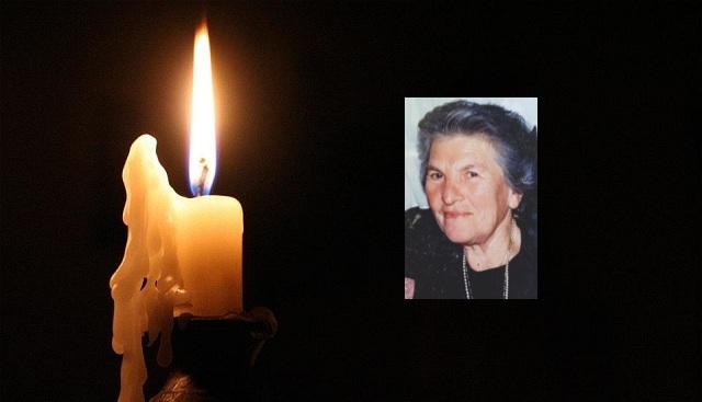 Κηδεία ΜΑΡΙΑΣ ΤΑΣΙΟΠΟΥΛΟΥ το γένος Καραλέτου