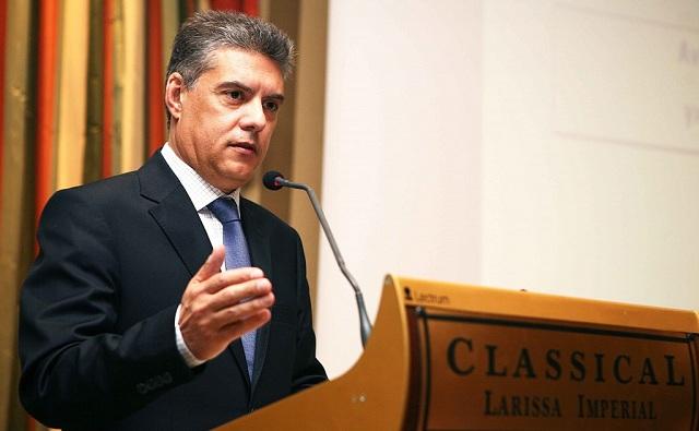 Ο Κ. Αγοραστός πρεσβευτής της δράσης της Ε.Ε. για το κλίμα και την ενέργεια