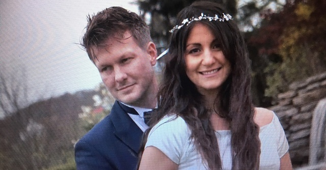 Γάμος στην Αγγλία με νύφη τη Βολιώτισσα Σοφία Αγγελάρα