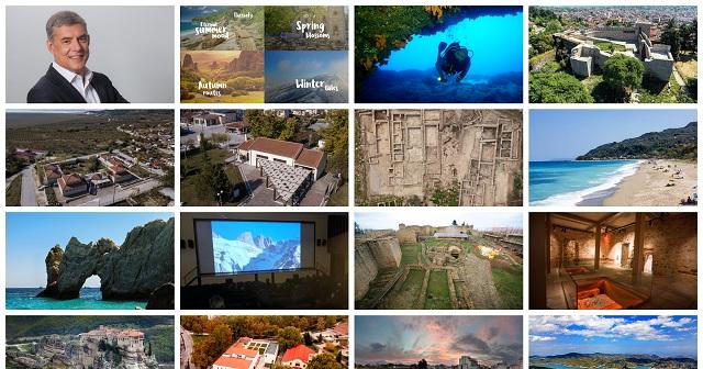 Κ. Αγοραστός: Σε τροχιά ανάπτυξης ο τουρισμός στην Περιφέρεια Θεσσαλίας