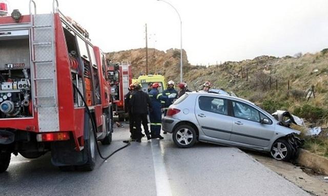 Αυτοί είναι οι Νομοί με τα περισσότερα ατυχήματα