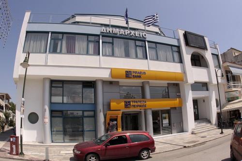 Ανακοινώθηκε η χρηματοδότηση του Ανοιχτού Κέντρου Εμπορίου Αλμυρού