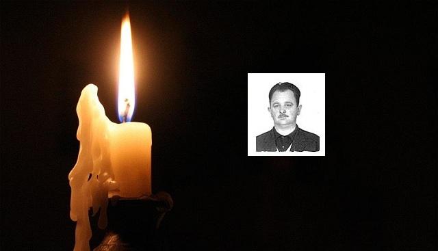 Πένθος ευχαριστήριο - ΓΡΑΜΜΕΝΟΣ ΝΙΚ. ΣΑΚΕΛΛΑΡΙΟΥ
