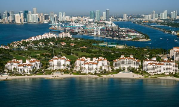 Ένα τεχνητό νησί αποκλειστικά για εκατομμυριούχους