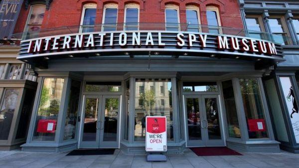 Οι κατάσκοποι του κόσμου αποκτούν το πρώτο τους μουσείο