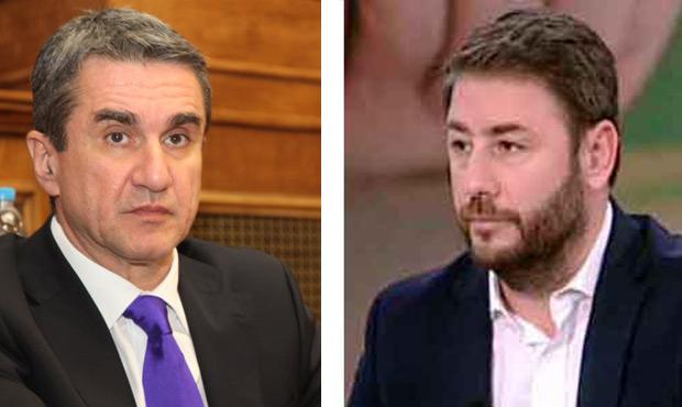 Ευρωεκλογές: Ν. Ανδρουλάκης και Αν. Λοβέρδος στο Βόλο