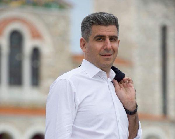 Θάνος Θεοδώρου: «Η Τ. Α. χρειάζεται νέους που δουλεύουν με πάθος»