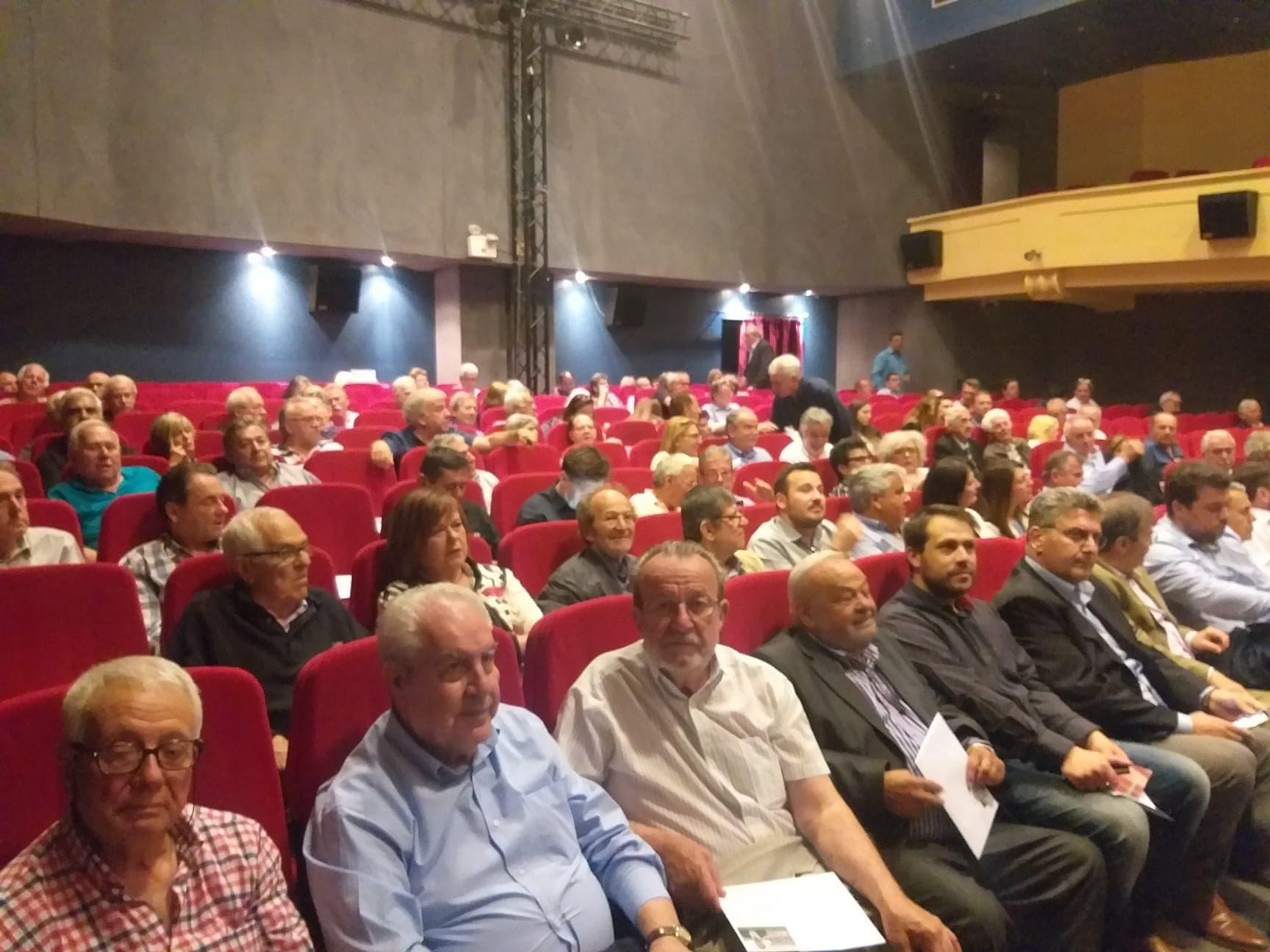 Ν. Ανδρουλάκης:  Με διψήφιο  ποσοστό το ΚΙΝΑΛ στην ευρωκάλπη